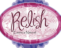 Logomarca Relish Estética