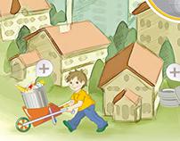 Hotsite about prevention Dengue