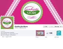 Páginas no Facebook