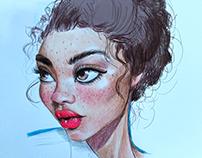 Ashley Moore draw