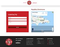 Página Web FDRD