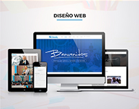 Diseño Web para Maranatha Lara