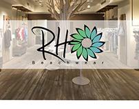 Logo RHO Beachwear