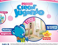 Nestum - Promo Crecer Jugando