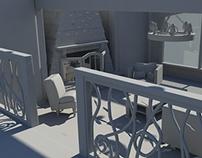 Modelado-texturizado-ambientación-iluminacion