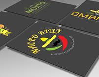 Logos para Restaurantes de Comida Mexicana