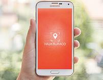 App Android - Haja Buraco