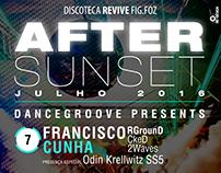 flyer @ Revive Disco