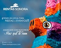 Publicidad Digital Rentas Sonora