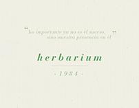Herbarium - Joan Fontcuberta