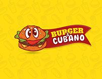 Branding Burger & Cubano