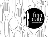 Identidade Visual - Bistrô Fino Prato