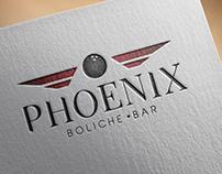 Campanha Publicitária Phoenix Boliche