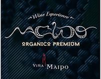 NACIDO Wine / Proyecto Personal