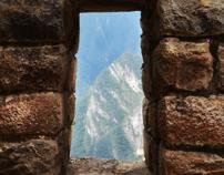 Machu Picchu Serie