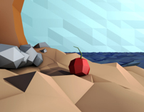 Altoral Motion | 3D Desert Island