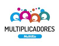 Logotipo Multiplicadores