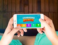 Charadas Bíblico | App UI/UX