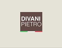Identidad visual y Catálogo /Divani Pietro