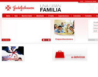 Fedejohnson web site