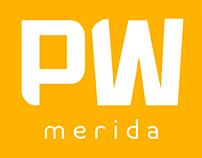 ProWeb Merida - Sitio Web