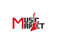 Music Market - Visual Identity