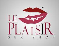 Le Plalsir logo