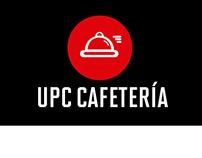 Mobile app / Aplicación móvil: Upc Cafetería