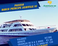 Barco Príncipe Joinville @ Aventure-se