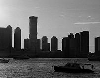Analogue NYC - b&w