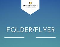 Inside Direct Folder/ Flyer