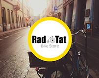 Logo para tienda de bicicletas