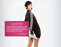 PRINT | Estereotipos - Adidas Safety