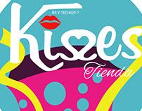 Logo de Empresa (Kisses Tienda)