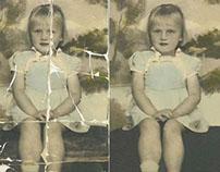 Restauração - Criança.