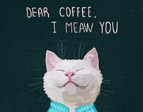I meaw coffe