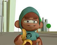 Rolo Monkey | Animated Short