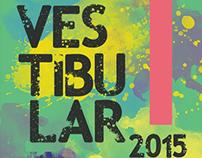 Vestibular 2015 UMC | Poster