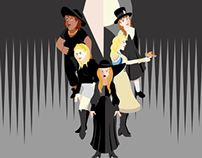Fan Art, de American Horror Story Coven
