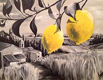 Limones en contexto