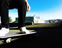 Experimental Skate