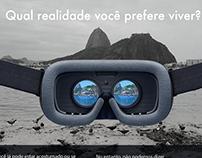 Realidade Virtual.