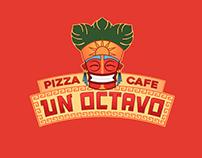 Diseño de Marca para cadena de pizzerías