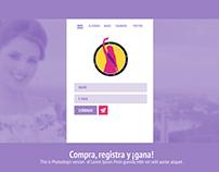 ELIJE TU FLOR Contest (send your code)