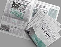 Newspaper — Periódico NOMADA