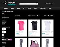 Retoque fotográfico - E-Commerce Topper - SS17