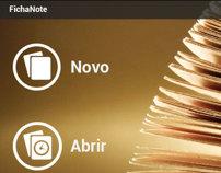 App de Fichamentos