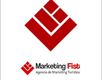 Logo y diseño de página Web. www.marketingfist.com