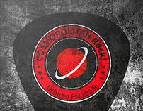 Afiche Cosmopolitan Rock - Poster Cosmopolitan Rock