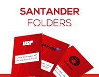 Trifolder Santander